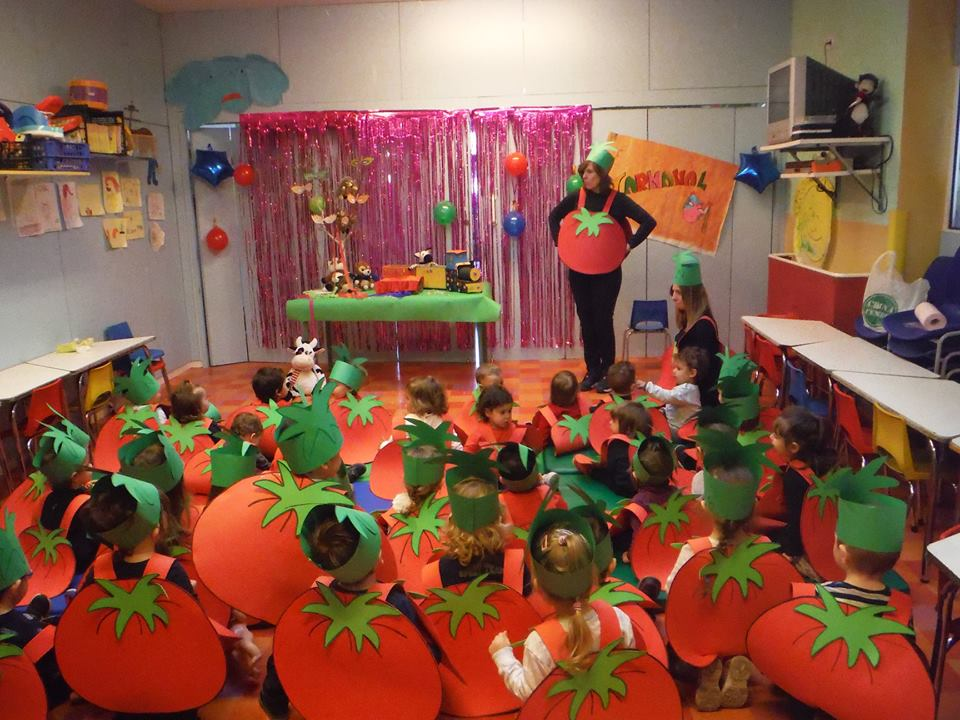 carnaval tomates
